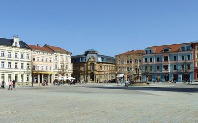 ETW mit 126 m2 im Zentrum vom Meiningen mit Sonderabschreibung nach § 7h/10f und KfW Förderung